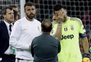 Buffon Juventus Real