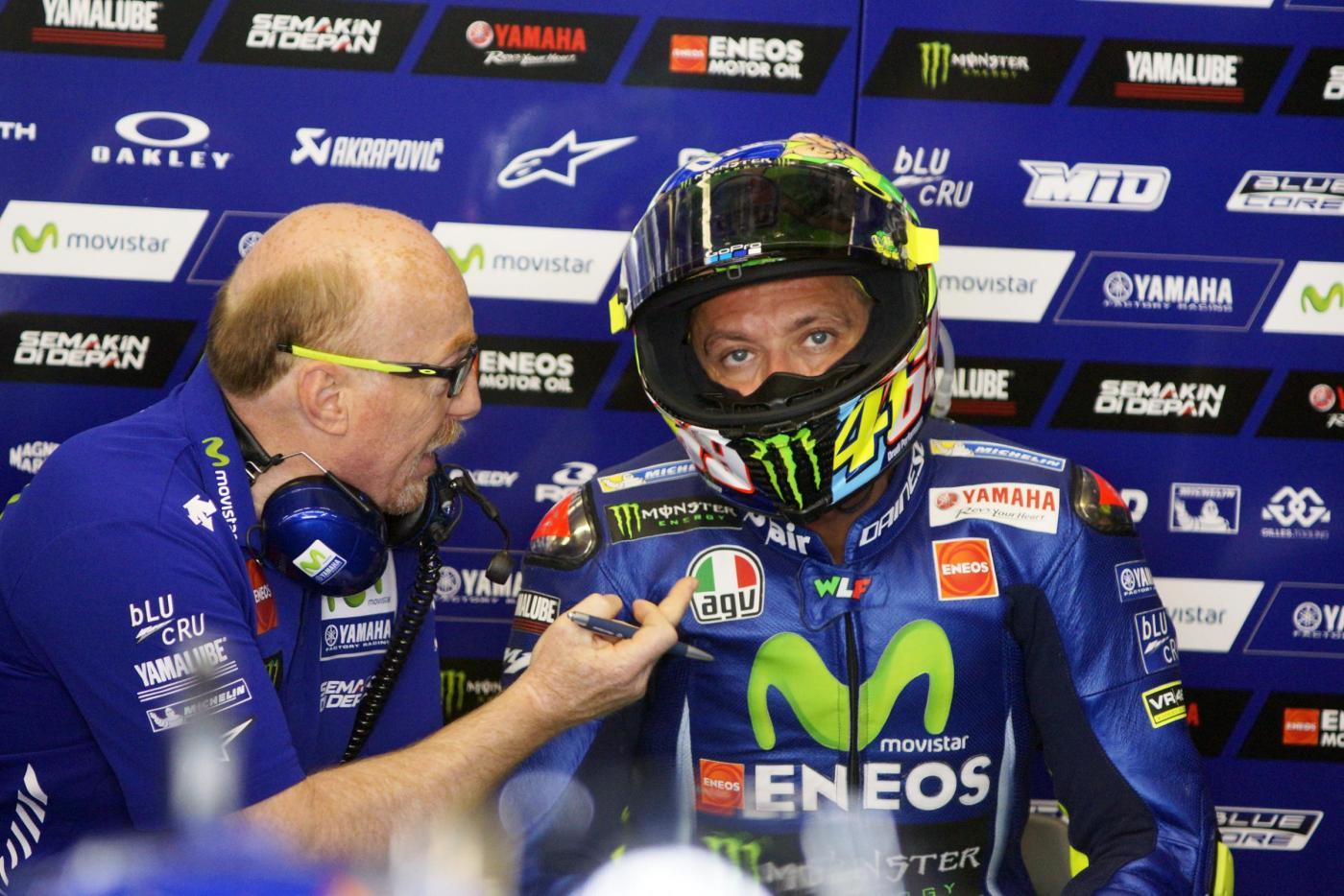 MotoGp, a Valencia battaglia Rossi-Viñales per il terzo posto | MotoGP | Motori