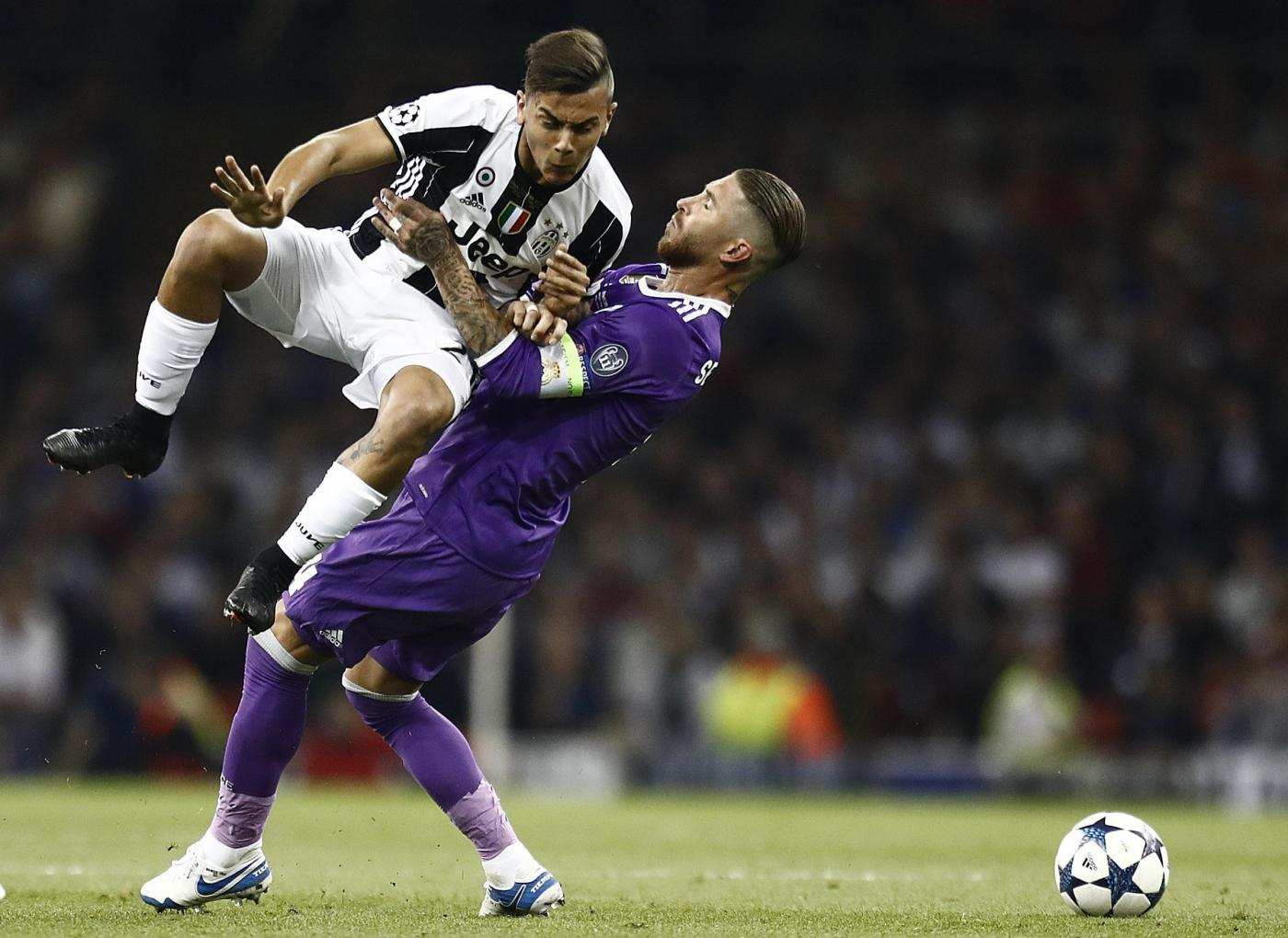 Juventus, Sergio Ramos non ha dubbi: