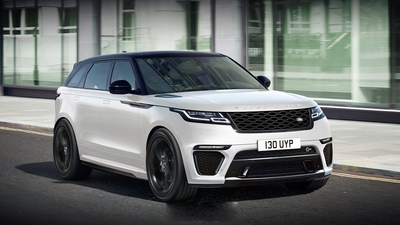 range rover velar svr tutti i segreti della versione ad alte prestazioni video. Black Bedroom Furniture Sets. Home Design Ideas