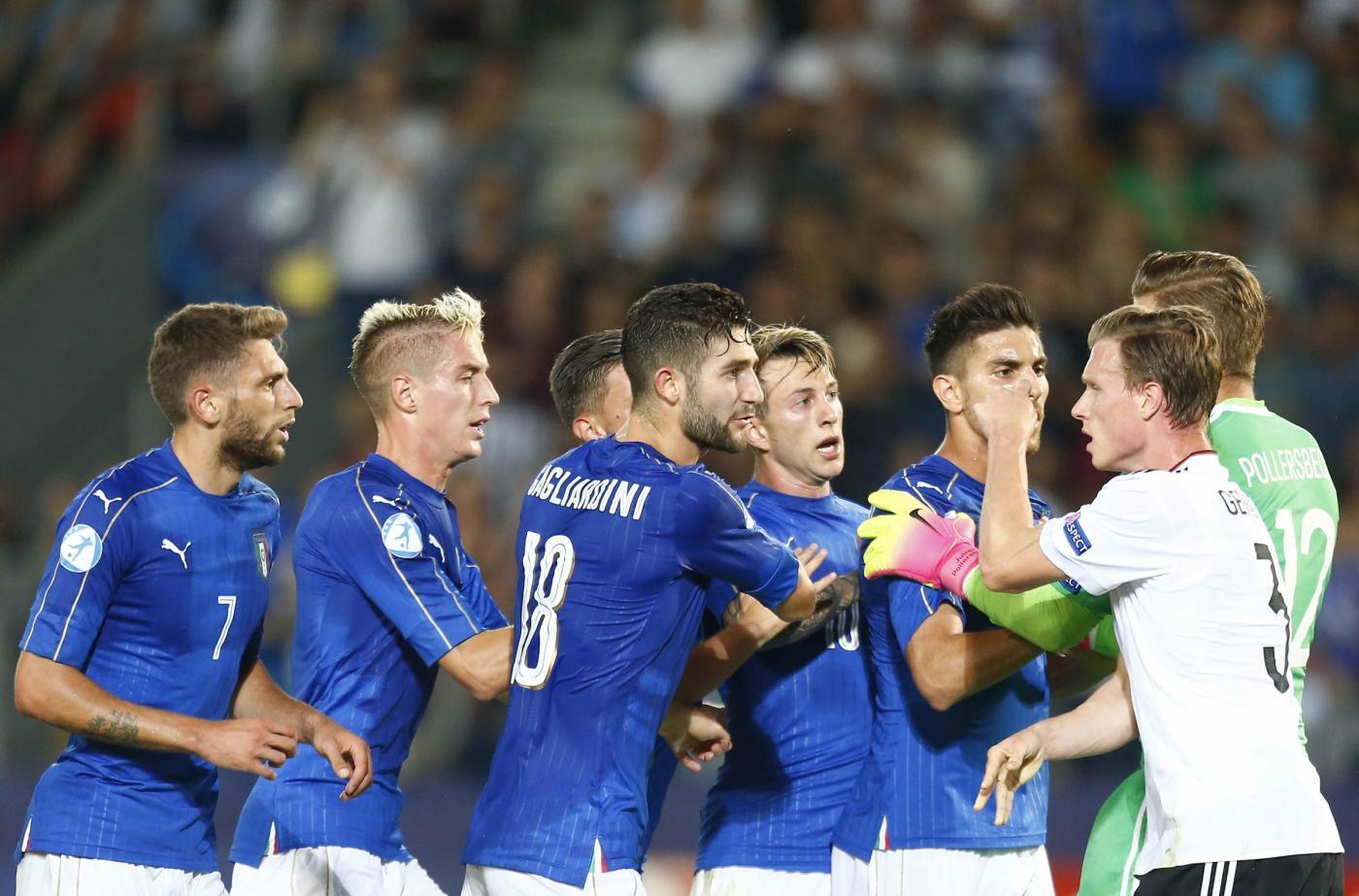 Euro U21, premier Slovacchia: Uefa indaghi su Italia-Germania
