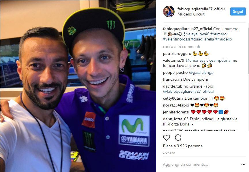 L'incidente di Valentino Rossi, i medici: