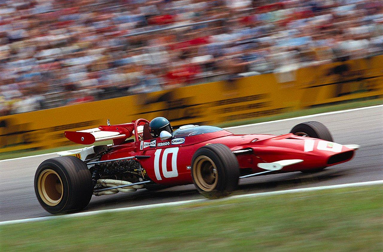 Ferrari f1 gerhard berger