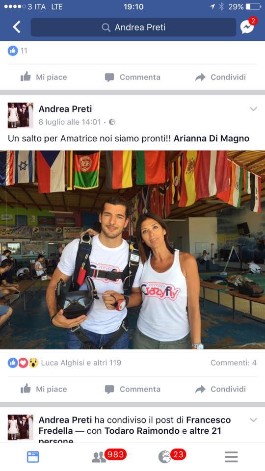 Credits Facebook @selvaggialucarelli