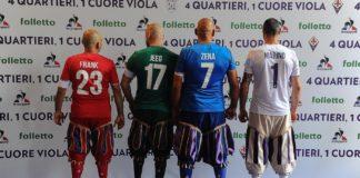 Nuove maglie Fiorentina 2017/2018: la presentazione