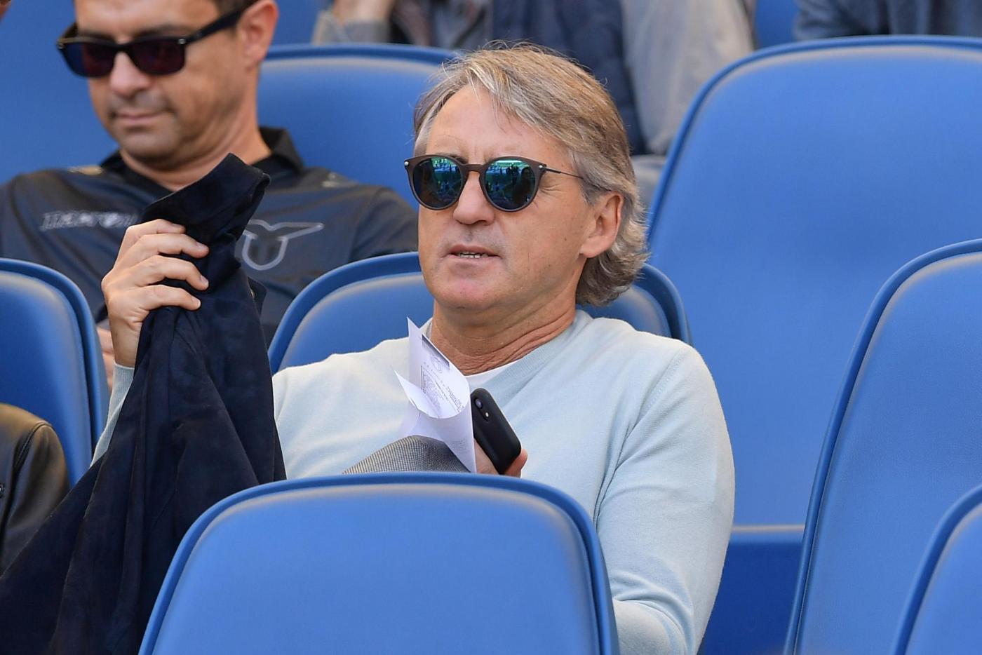 Mancini si candida: