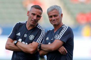 Mourinho, United