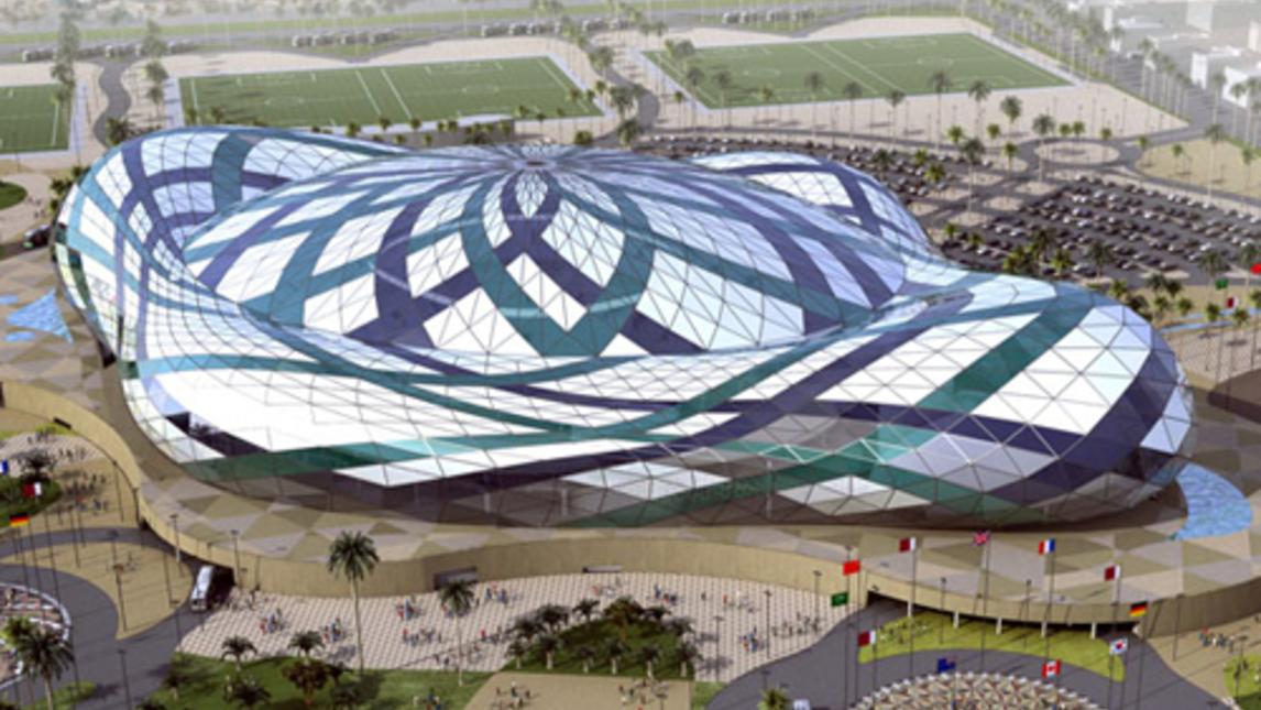 Stadi Qatar 2022 Immagini Progetti : Mondiali qatar roba da sceicchi i magnifici stadi