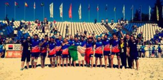 italia beach rugby