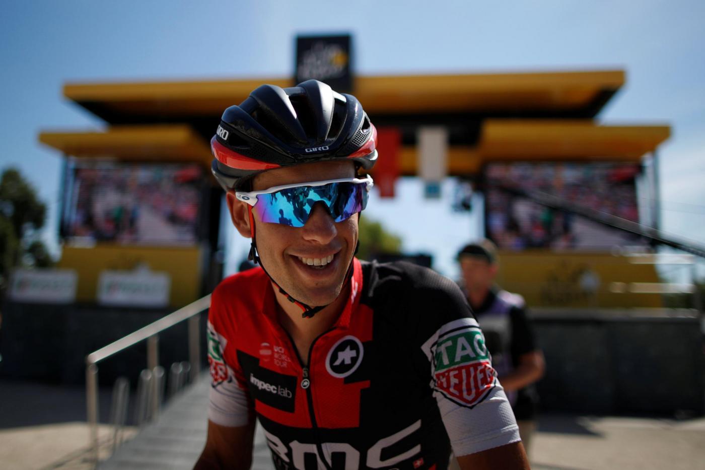 Tremenda caduta al Tour de France:
