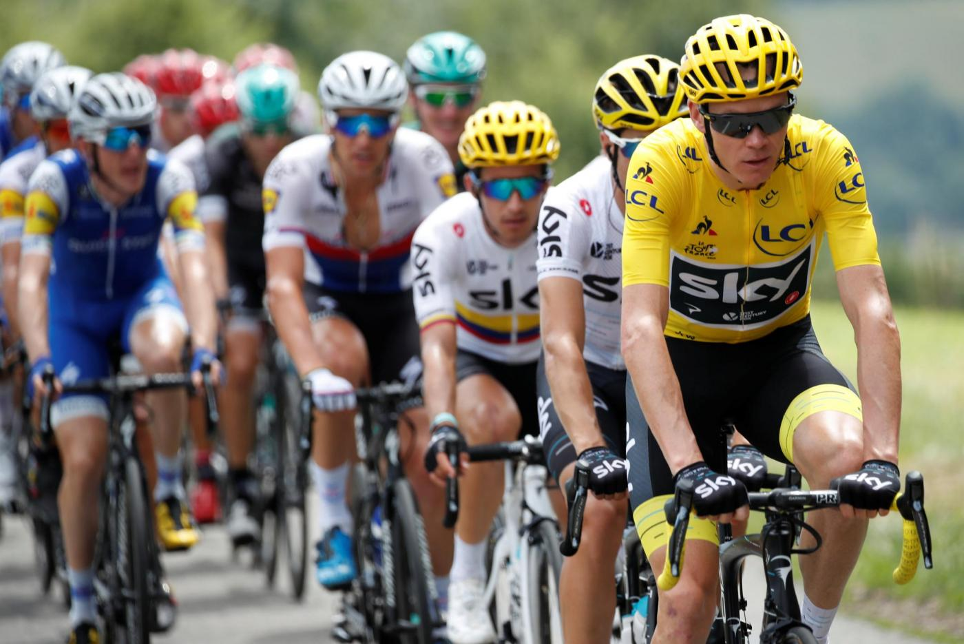 Tour de France, Kittel imprendibile