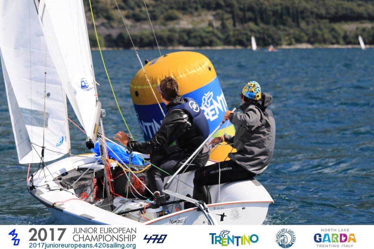 Vela a riva del garda i campionati europei juniores 420 - Riva barche sito ufficiale ...