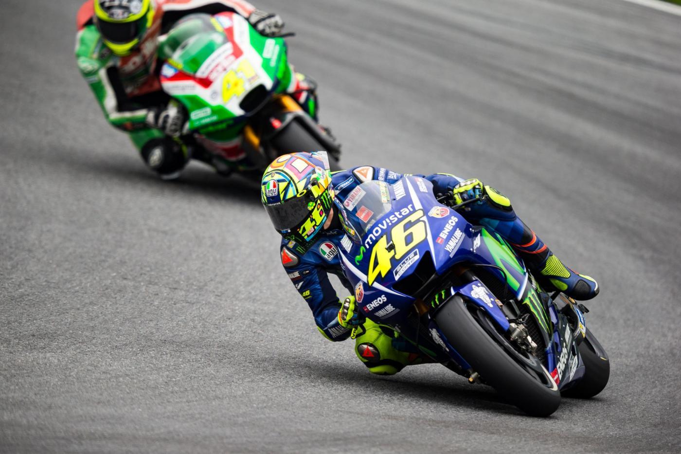 Moto Gp, Rossi: