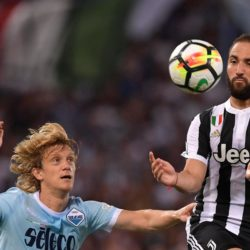 Higuain, Juventus