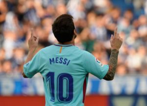 Messi, Barcellona