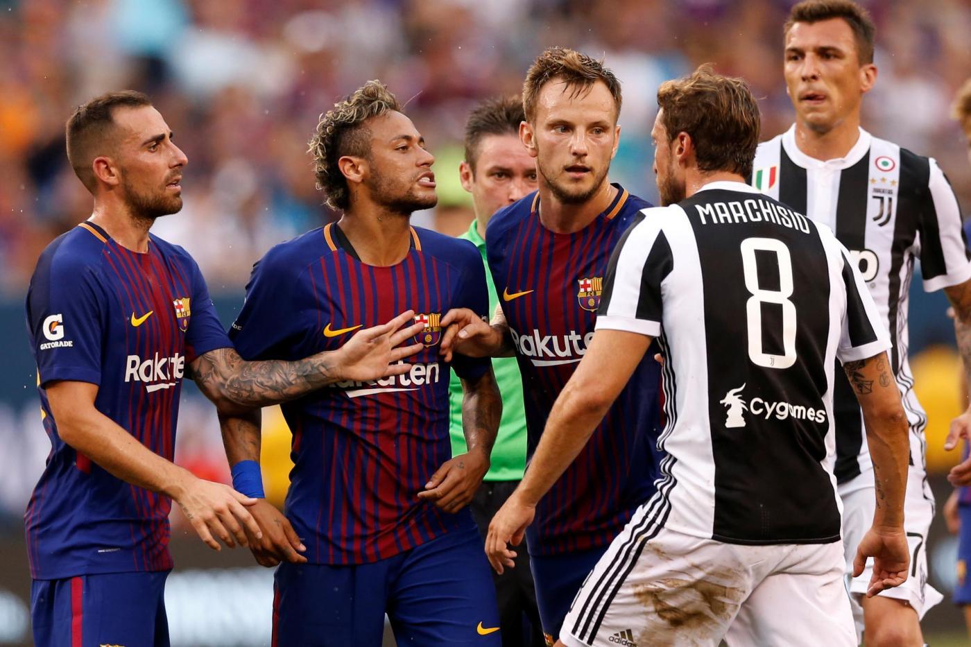Neymar-Psg: per Mourinho il prezzo è giusto, Klopp non è d'accordo