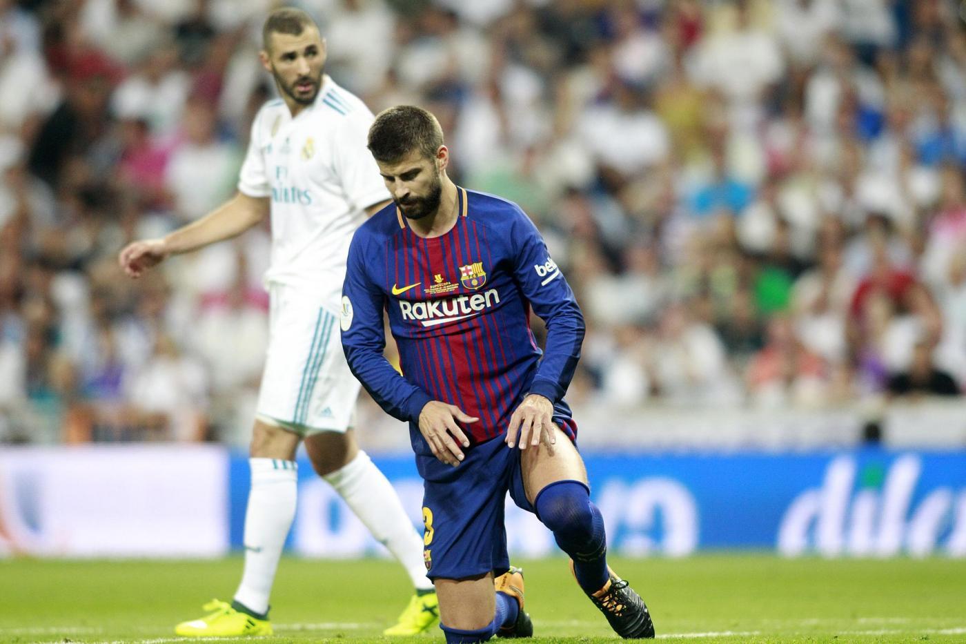 Calciomercato Barça: Piqué rinnova fino al 2022, clausola da 500 mln