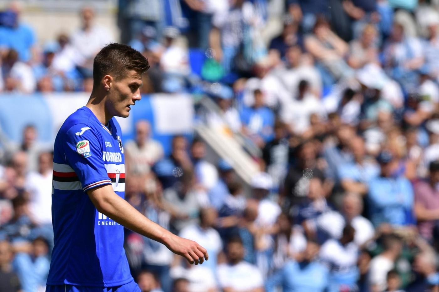 Corsa a Schick, Ferrero spaventa l'Inter: