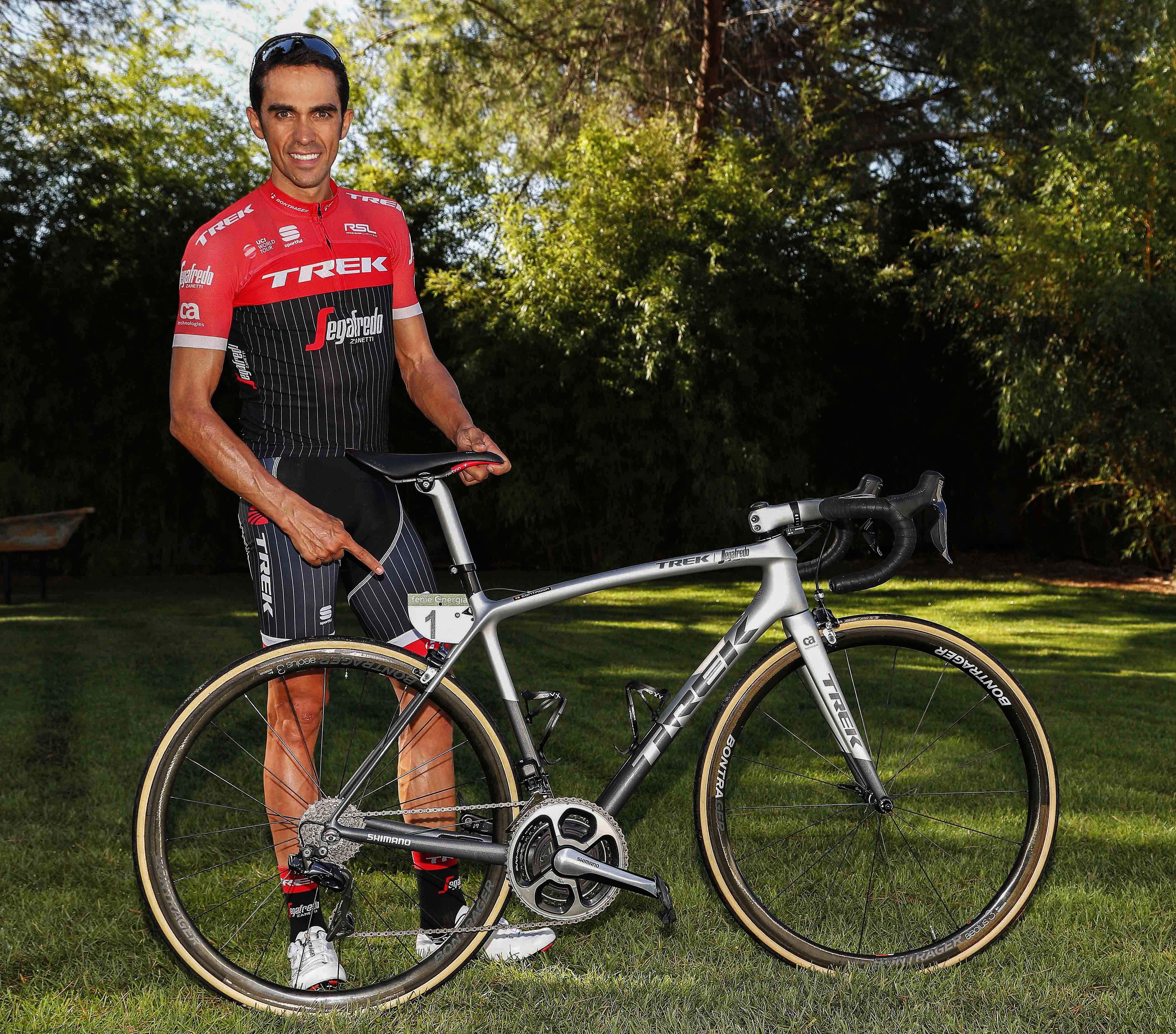 Vuelta di Spagna, la prima maglia è della Bmc del trentino Oss