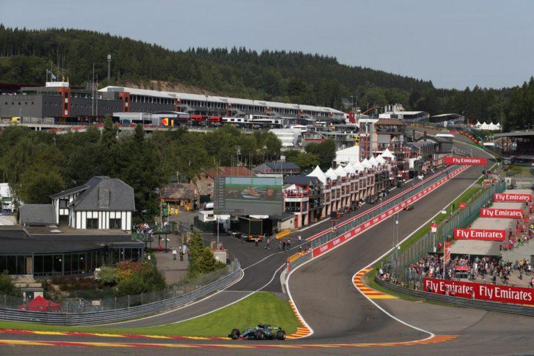 gp belgio circuito spa Francorchamps