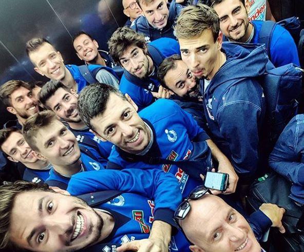 italia pallavolo maschile