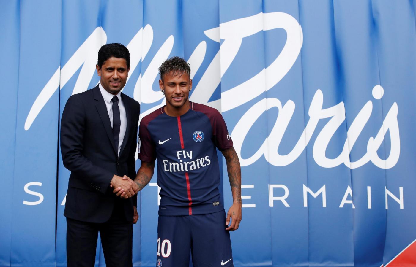 La saga milionaria di Neymar da Silva Santos al Paris St. Germain