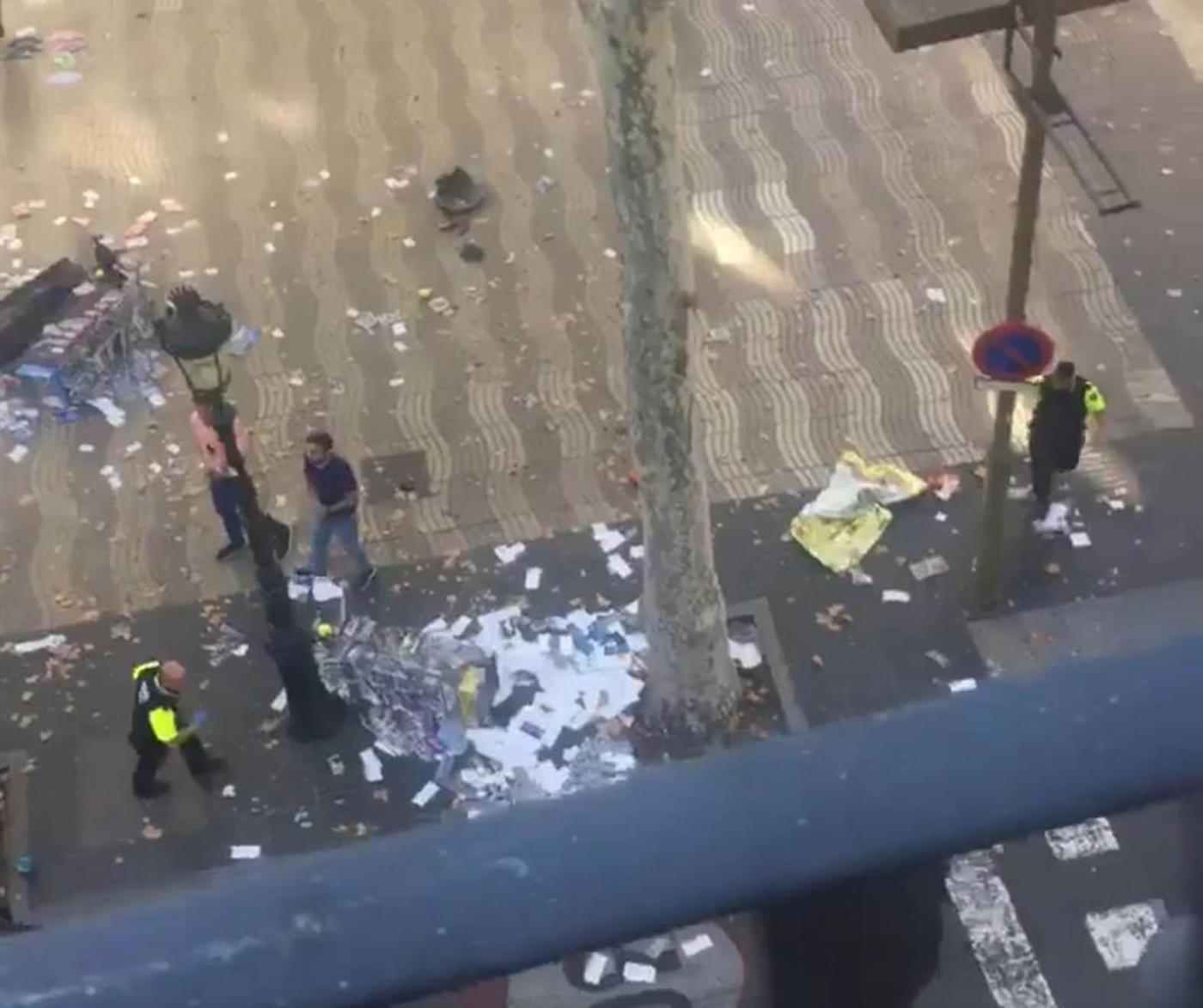Attentato a Barcellona: tra le vittime anche un italiano