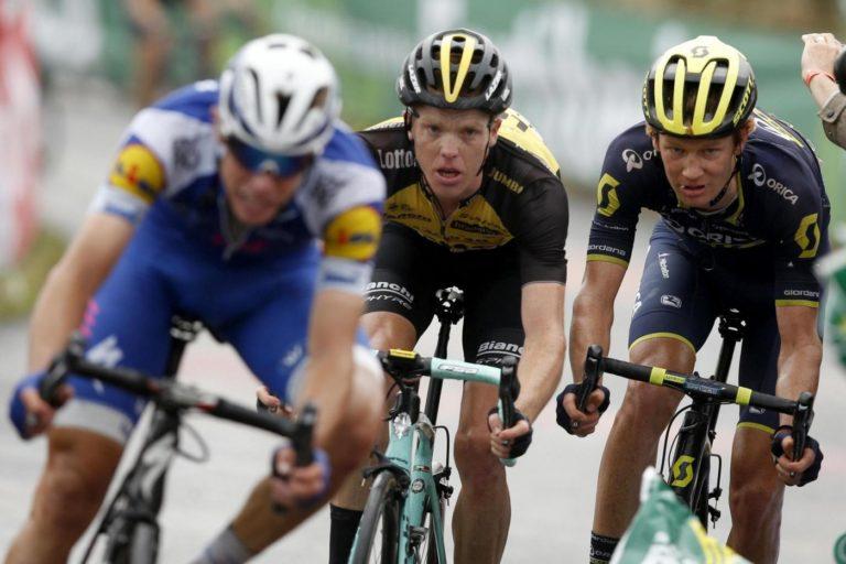 FLOP: il capitano della LottoNL Jumbo aveva tutte le carte in regola per realizzare una bellissima stagione, ma nelle principali corse WorldTour è stato il grande assente. L'olandese infatti si è ritirato al Giro d'Italia e alla Vuelta di Spagna è giunto in 9ª posizione.LaPresse/EFE