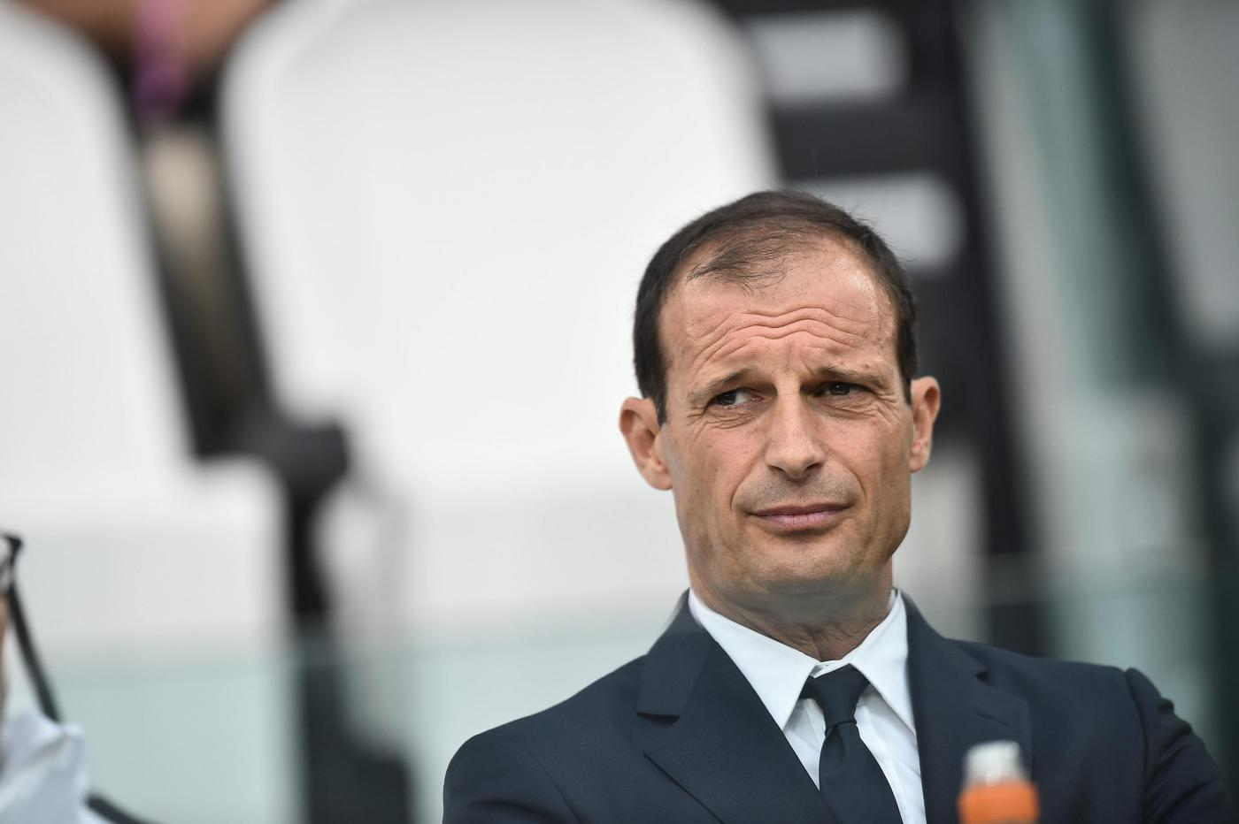 Juventus, Allegri guarda allo Scudetto:
