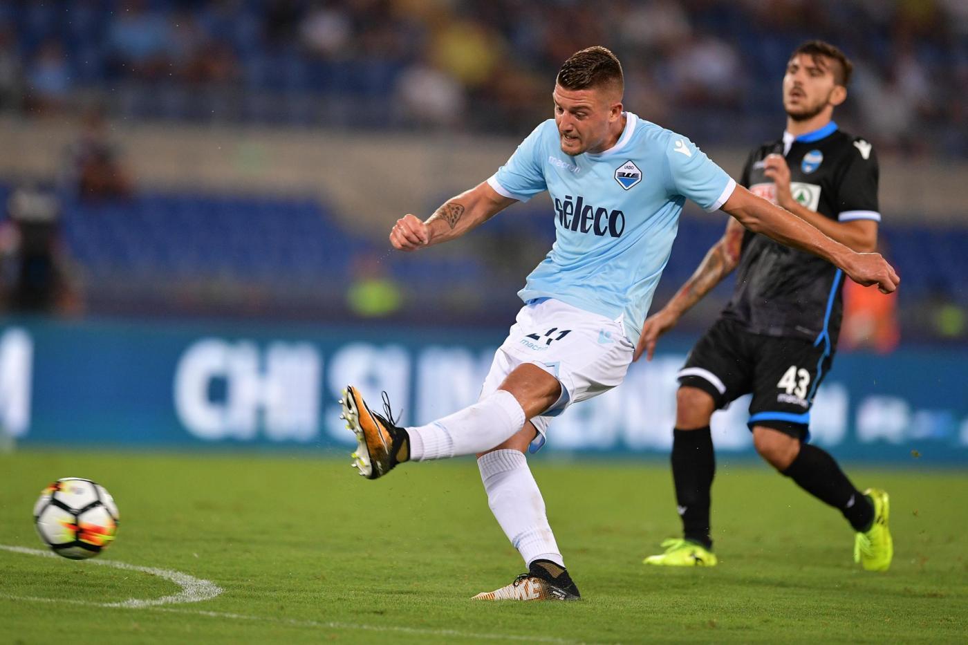 Lazio, Milinkovic-Savic è tutto di Lotito: niente quota sulla rivendita al Genk