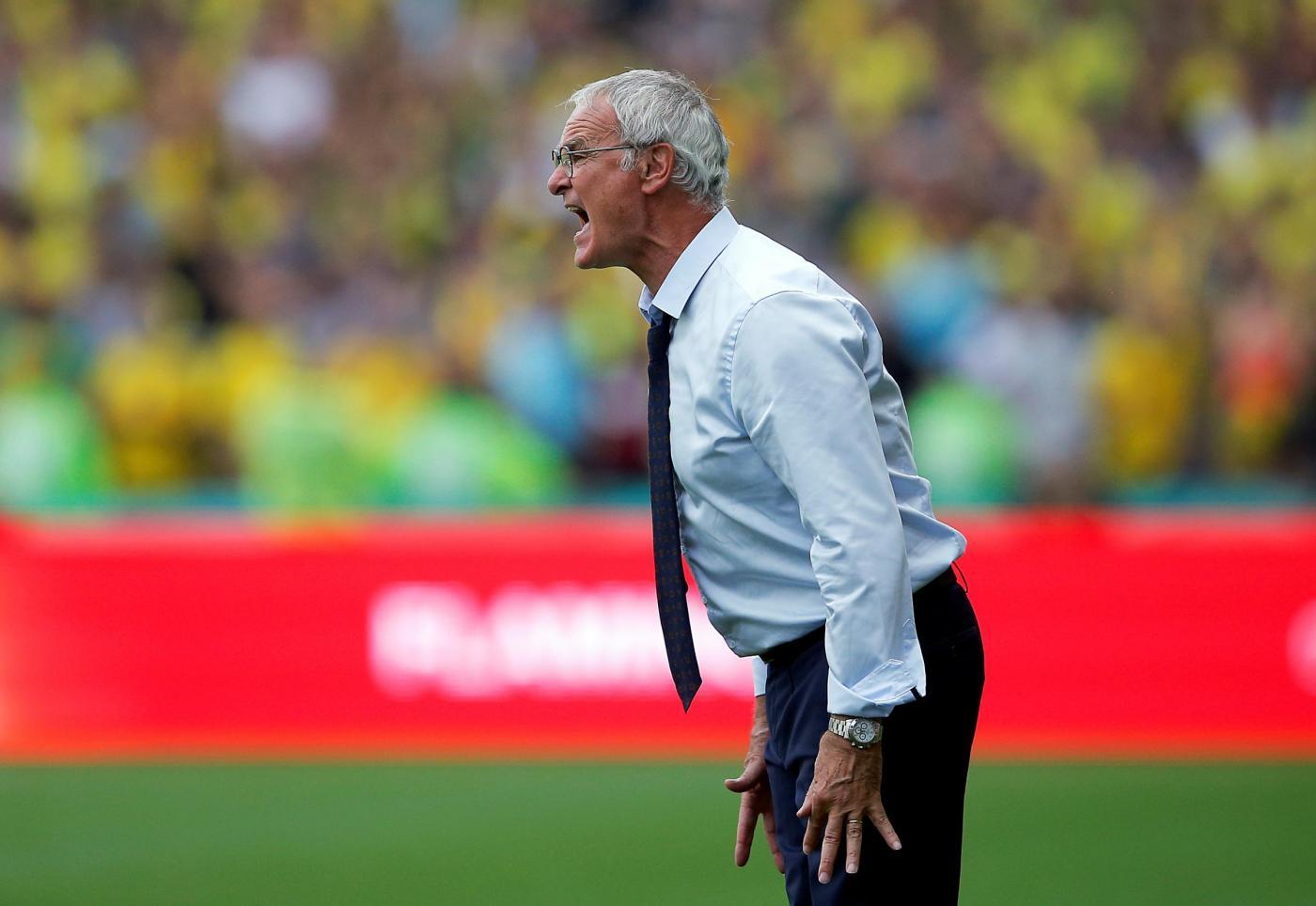Ranieri promuove il Napoli e fa le carte allo scudetto