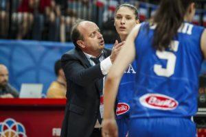 Basket femminile, qualificazioni Euro 2021 – Italia ko all'e