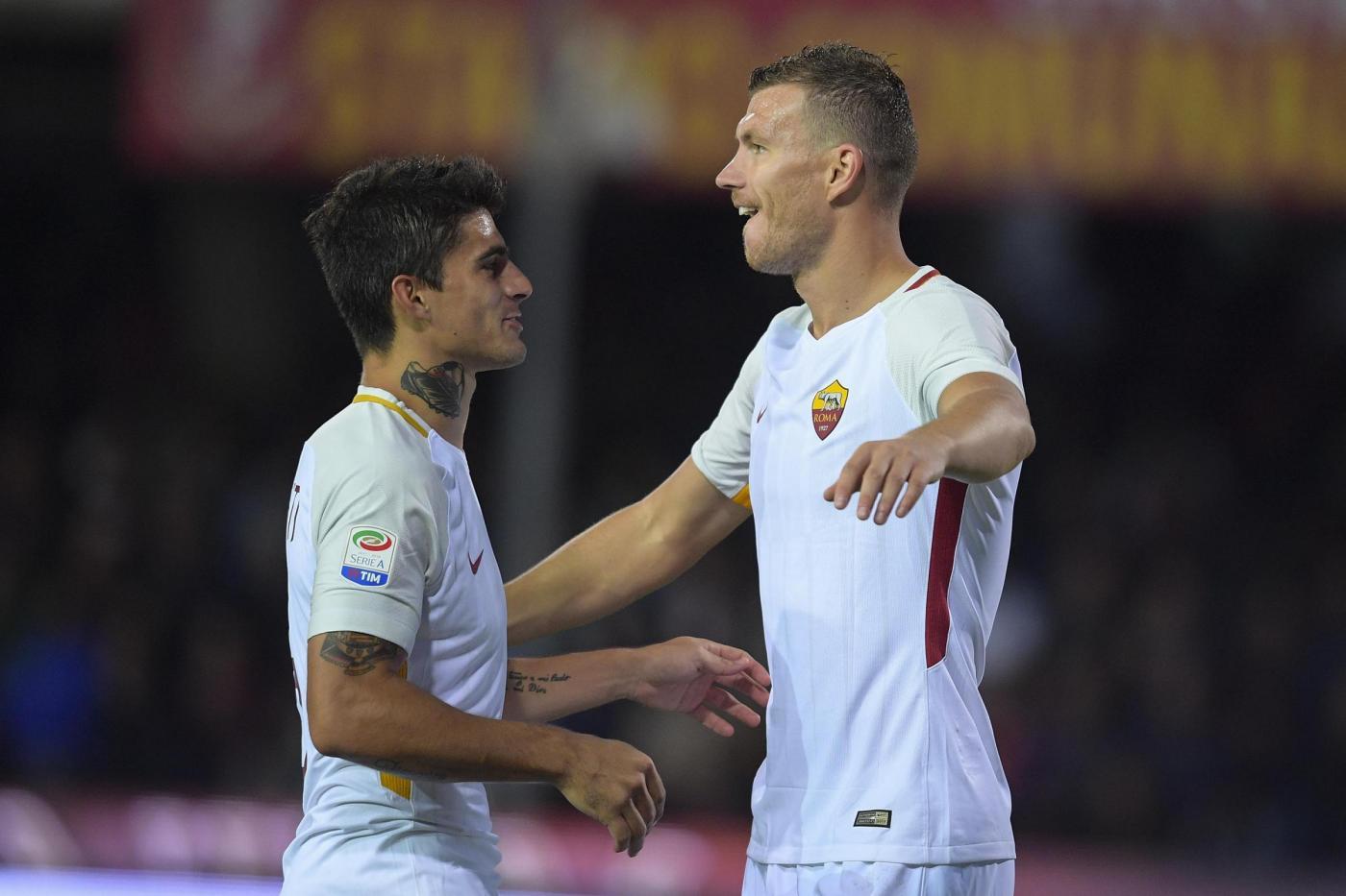 LaPresse  AS Roma  Fabio Rossi