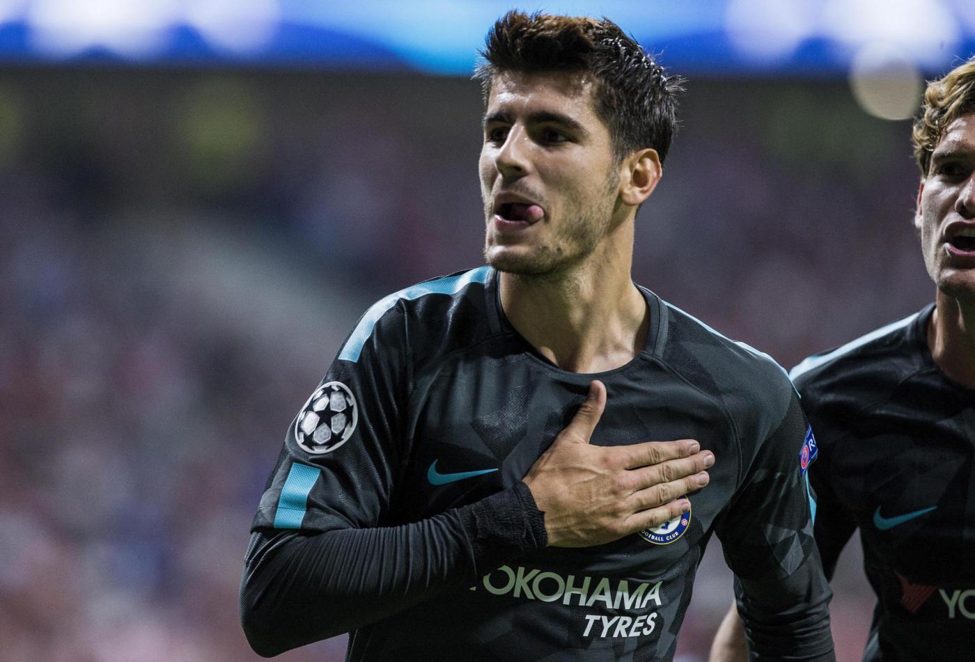 Chelsea, Morata: