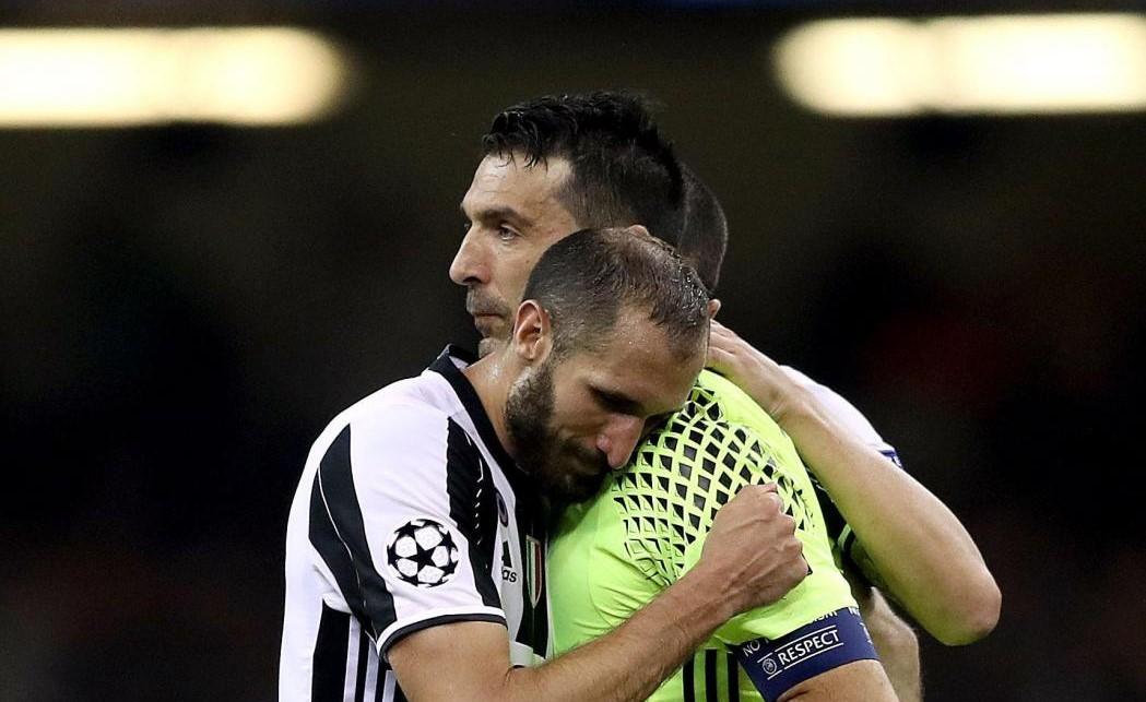 Juventus, Buffon conferma: