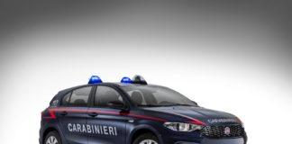 Fiat Tipo carabinieri
