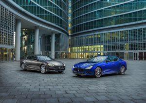 Maserati Ghibli GranLusso e & GranSport