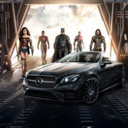 Mercedes-Benz AMG Vision Gran Turismo justice league