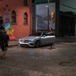 Mercedes Benz Classe E Cabriolet 3