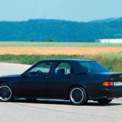 Mercedes benz 190 E 3.2