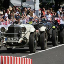 Mille Miglia Mercedes