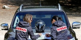 Nissan Navara rally