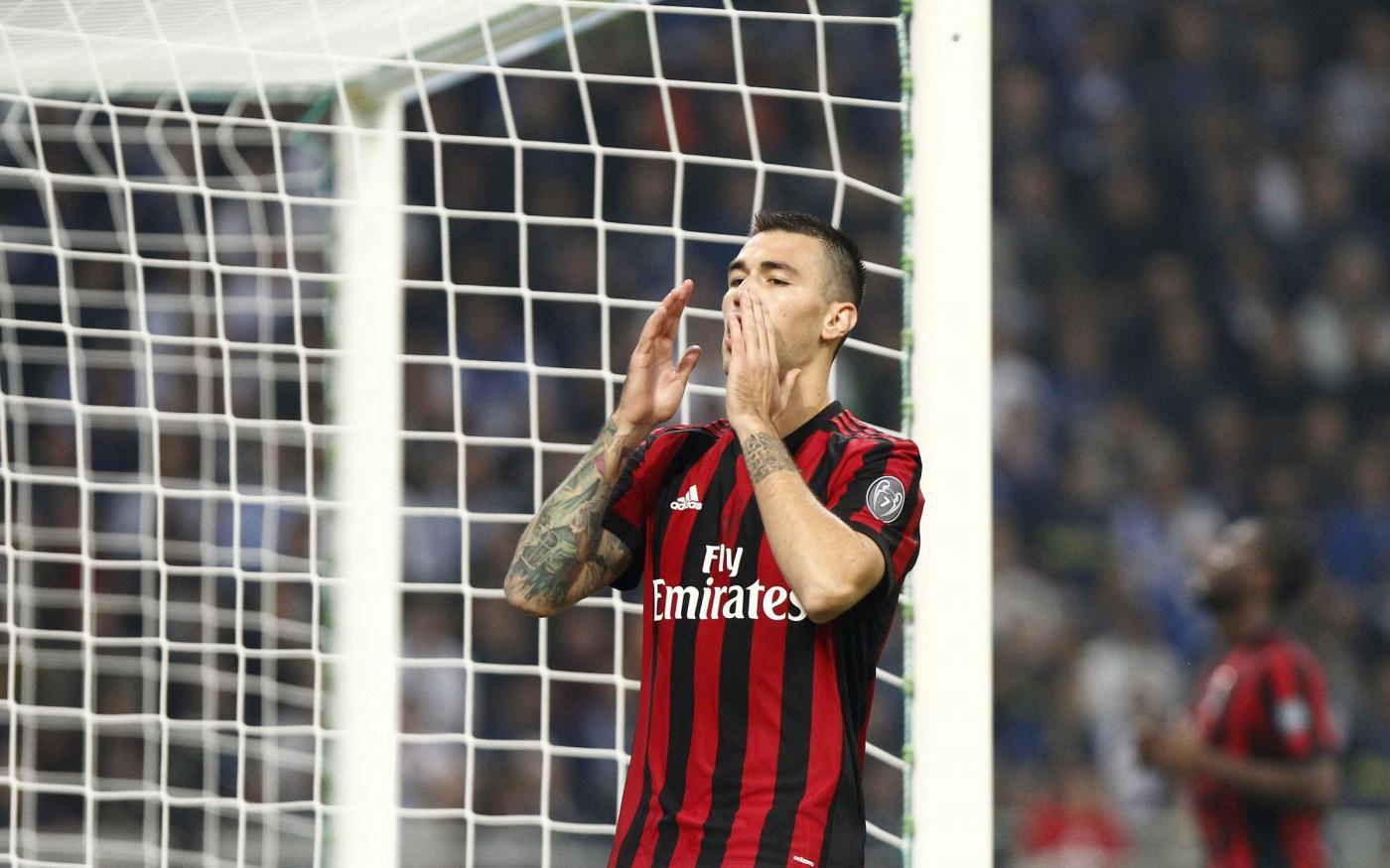 Chievo-Milan, Romagnoli a caldo: