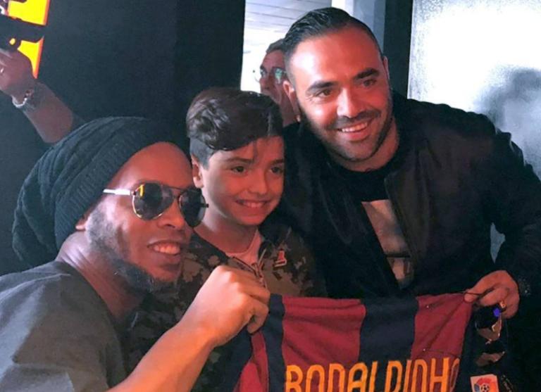 Ph Instragram Ronaldinho