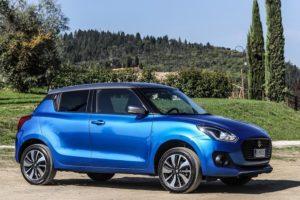 Suzuki Swift 1.2 Hybrid Top 4wd Allgrip 4