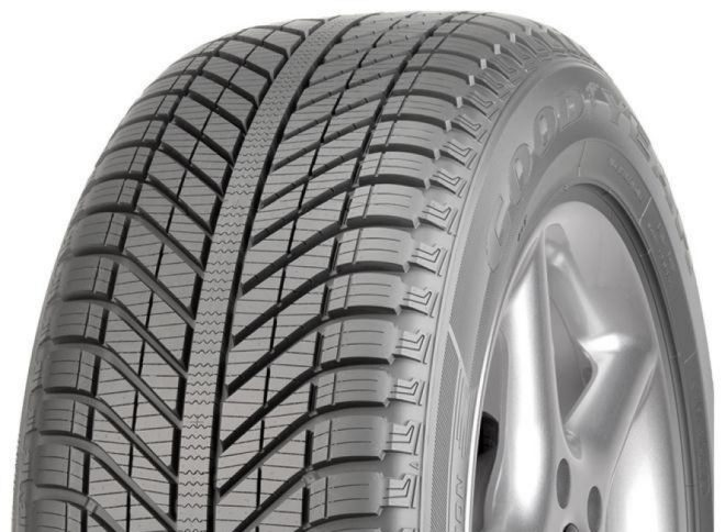 goodyear vector 4 seasons g2 test
