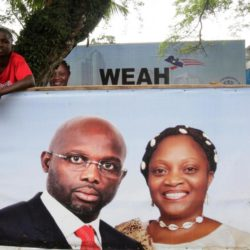 Weah presidente Liberia