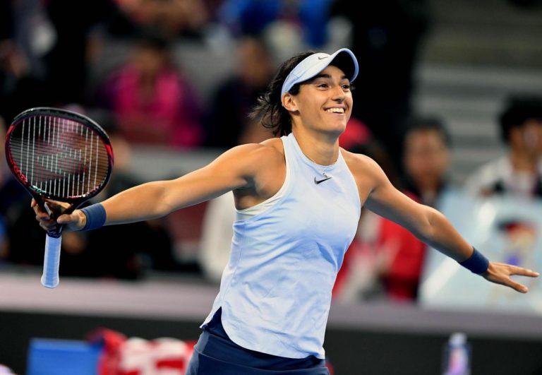Caroline Garcia trionfa in terra cinese nel torneo WTA di Tianjin, finale ben giocata contro Karolina Pliskova battuta in due set