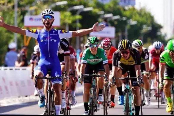 Tour of Guangxi, Fernando Gaviria concede il bis: il colombiano trionfa nella seconda tappa ciense