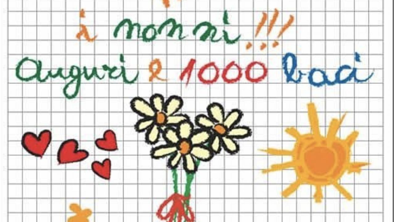 Calendario Festa Dei Nonni.Festa Dei Nonni Tutte Le Immagini Per Augurare Una Felice